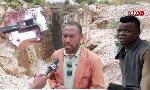 Mgodini kwa Bilionea aliepata dini la Spinel, nimechimba na Harmonize, nimelala msituni (+video)