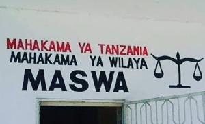 Katibu Baraza la Kata jela miaka mitatu kwa rushwa