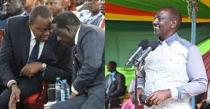 Nitalinda Hawa Wadosi: Ruto asema atawapa Uhuru na Raila usalama wakiondoka