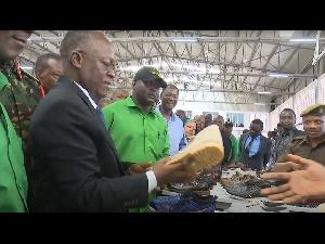Viongozi watakiwa kutumia bidhaa za ngozi za ndani