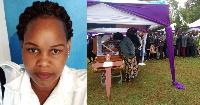 Caroline Kangogo azikwa kama raia, familia yatii ombi la kuvishwa kama Bi Harusi