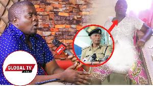 Mtoto wa Komba Ashushiwa Kipigo na Polisi, Chanzo Mkewe
