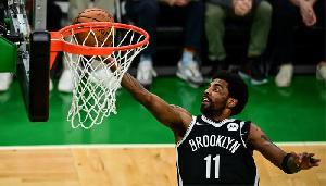 Nyota wa Brooklyn Nets, Kyrie Irving.