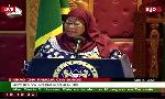 LIVE: Rais Samia anahutubia Bunge la pamoja la Kenya