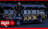 Gari ya ajabu yawashangaza watu Arusha,jamaa kainunua millioni 68 (+video)
