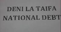 Deni la taifa sasa kufikia trilioni 5.6/