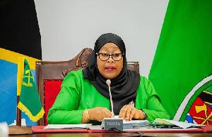 Breaking: Rais Samia Ateua Mawaziri Wapya Wanne