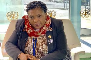 Dk. Albina Chuwa, Mtakwimu Mkuu wa Serikali