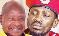 Museveni anaongoza kwa asilimia 61