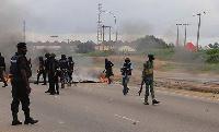 Nigeria yatangaza marufuku ya kutoka nje