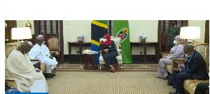 Rais Samia akutana na  Mabolozi wateule wa nchi mbalimbali