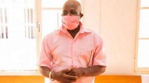Paul Rusesabagina, mkosoaji mkuu wa serikali
