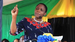 Dorothy Gwajima, Waziri wa Afya
