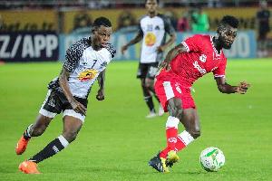 Simba Sc Vs Tp Mazembe ( 0 - 1 ) - Kilele Cha Simba Day, Uwanja Wa Mkapa