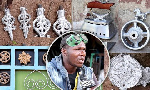 """amaa anayeyusha injini za magari na kutengeneza urembo """"nimejifunza kwenye movie za Kihindi"""" (+video)"""