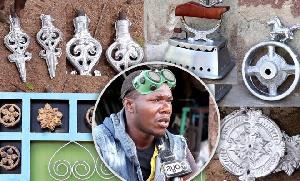 Jamaa anayeyusha injini za magari na kutengeneza urembo (+video)