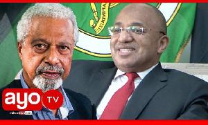 Video Call: Rais Mwinyi aongea na Gurnah, mzanzibar mshindi wa Nobel Ulaya
