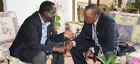 Raila ataka Uhuru achukue mikopo zaidi kugharamia chanjo ya COVID-19