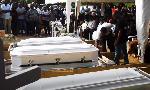 Majonzi:Familia inayodaiwa kuuliwa na House Boy imezikwa leo DSM