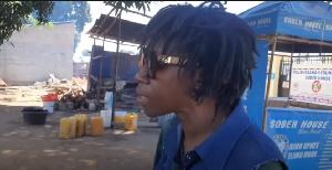 Msanii wa Bongo Fleva Pauline Zongo