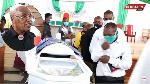 Mrema Aongea kwa Uchungu Akimuaga Marehemu Mkewe - Video