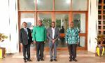 Picha 4:Katibu Mkuu wa CCM akutana na Zitto Kabwe