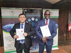 Huawei, ATU  zakubaliana kujengea uwezo nchi za Afrika katika mabadiliko ya Tehama