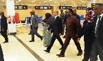 Rais Mwinyi afanya ziara jengo la abiria Terminal 3 Uwanja wa Abeid Karume (+picha)