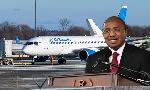 Live:Rais Mwinyi akipokea ndege mpya mbili Airbus 220-300 huko Zanzibar