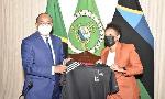 Alichozungumza Rais Mwinyi juu ya Marathon ZNZ na Covid (+picha)