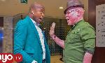 VIDEO:Haji Manara uso kwa uso na Maulid Kitenge, Manara kafunguka jezi mpya za Simba