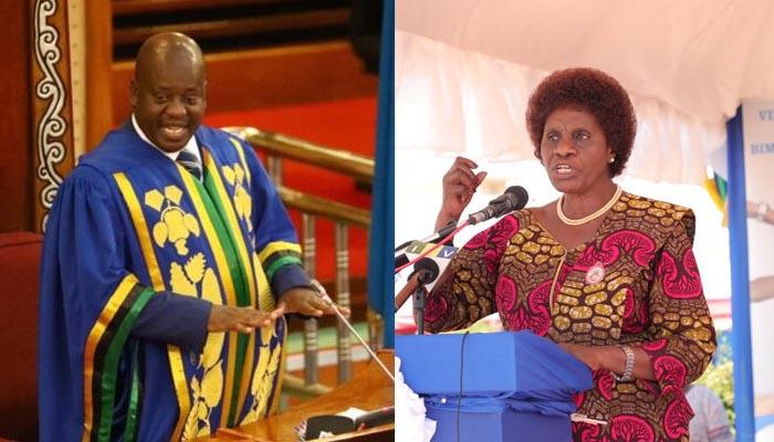 Mkiniona naharibu alaumiwe Makinda- Spika Ndugai