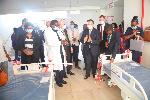 Ocean Road Hospital imepokea vitanda vitanda viwili vyenye thamani ya Tsh. Milioni 18