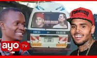 Daladala aliyopost Chris Brown, aliemtumia video azungumza (+video)