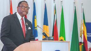 Rais wa Malawi, Lazarus Chakwera