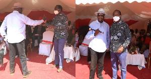 Hisia mseto baada ya Kalonzo Musyoka kukutana na Muthama