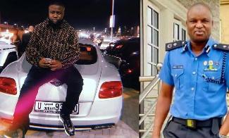 Kamanda wa Polisi asimamisha kwa kushirikiana na Hushpuppi