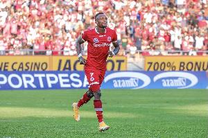 Mshambuliaji Chriss Mugalu
