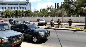 Jeshi la Polisi limefanikiwa kumuua mtu aliyedhaniwa kuwa jambazi