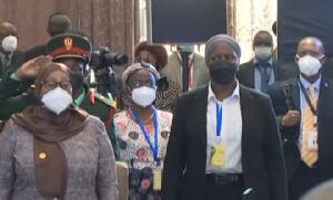 VIDEO:Rais Samia ashiriki mkutano wa 41 wa Wakuu wa nchi na SADC nchini Malawi