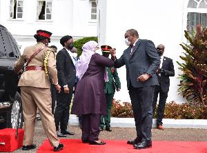 Bishara kati ya Tanzania na Kenya imezidi kushamiri.