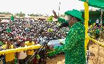 Majaliwa awataka Mtwara kumpa kura JPM