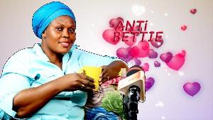 ANTI BETTIE: Aliniacha, akaole