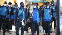 Mabingwa wa CECAFA U23 2021 wawasili nchini