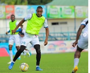 Mshambuliaji wa Azam FC, Prince Dube