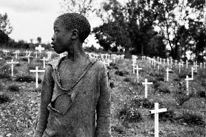 KUMBUKUMBU YA MAUAJI YA KIMBARI  Rwanda