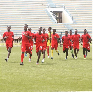 Kikosi cha Horseed FC, kitaikabili Azam Septemba 18