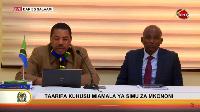 Live: Sakata la Tozo Miamala ya Simu, Mwigulu, Ndugulile Wafafanua