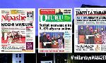 Habari kubwa za Magazeti ya Tanzania leo May 10, 2021