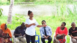 DAWASA yatoa elimu ya Majisafi wananchi wa Mgeule,Taliano na Nyeburu